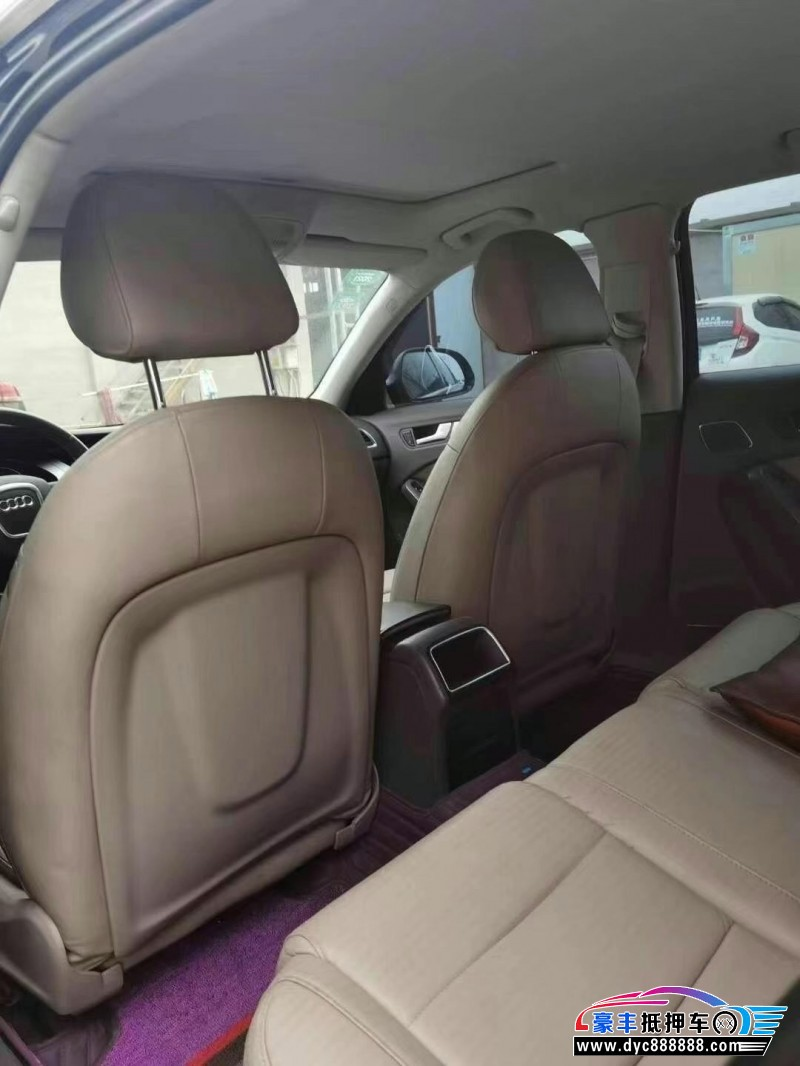 抵押车出售10年奥迪A4L轿车