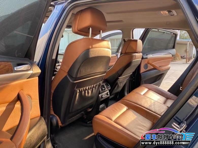 抵押车出售14年宝马X6SUV