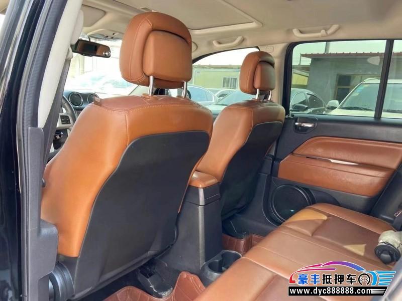 14年Jeep指南者SUV抵押车出售