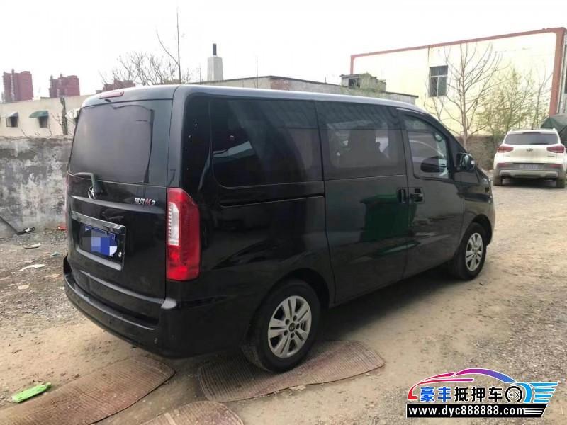 抵押车出售16年江淮瑞风M3MPV
