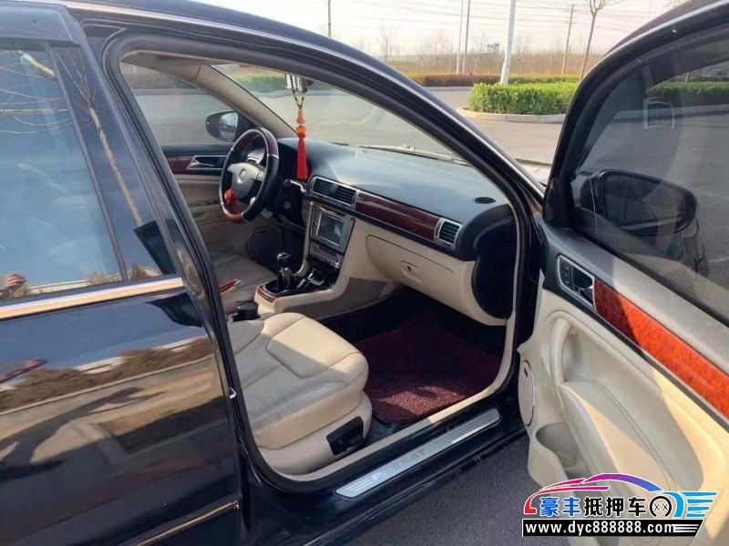10年大众帕萨特轿车抵押车出售