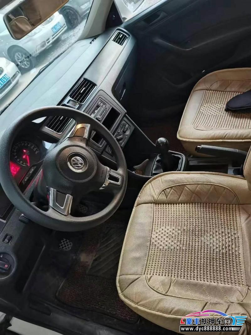 17年大众桑塔纳轿车抵押车出售