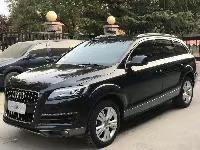 10年奥迪Q7轿车抵押车出售