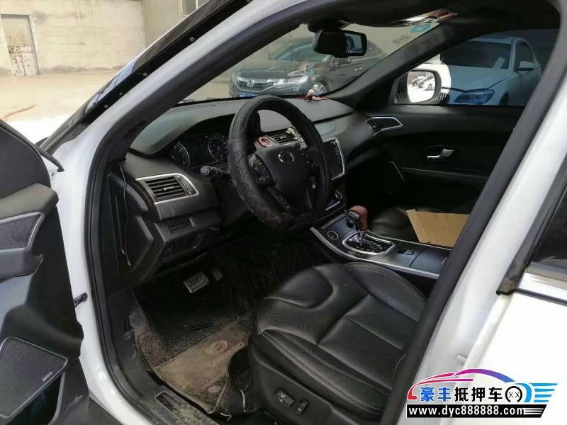 抵押车出售16年陆风X7SUV