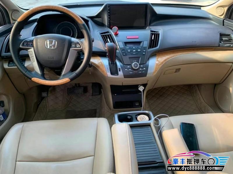 抵押车出售10年本田奥德赛MPV