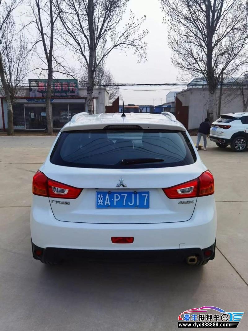 15年三菱劲炫ASXSUV抵押车出售