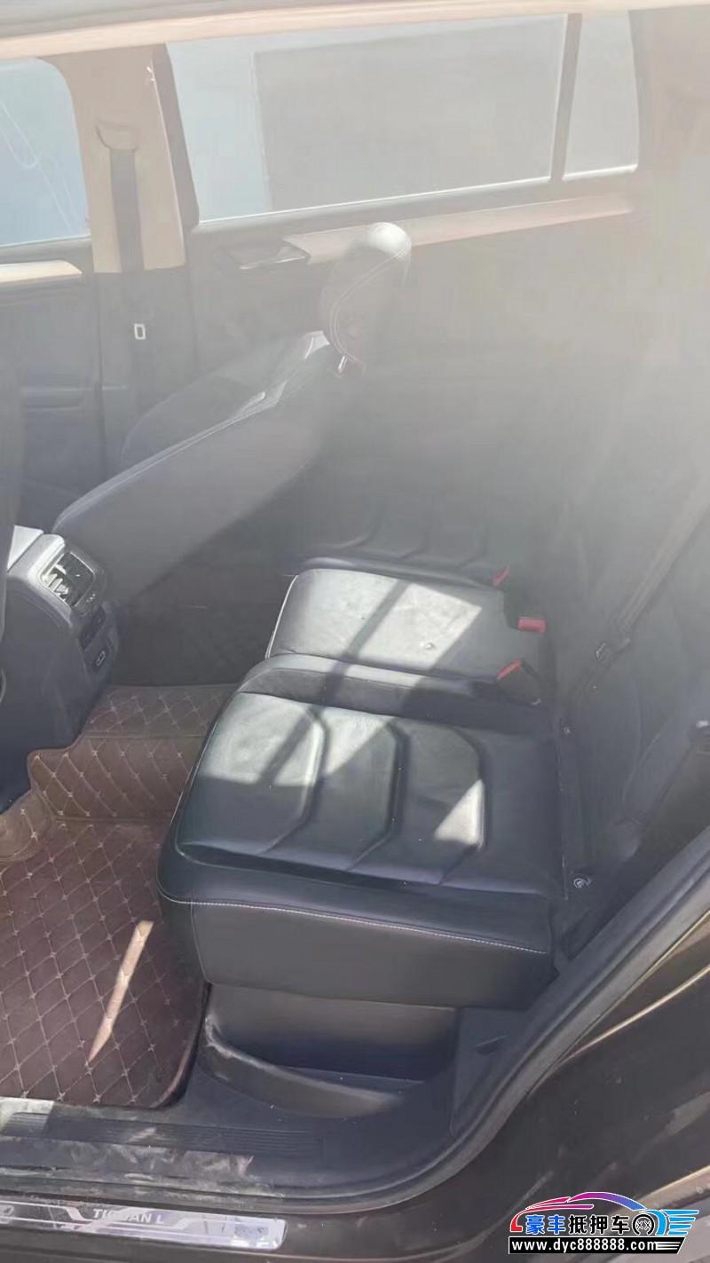 17年大众途观SUV抵押车出售