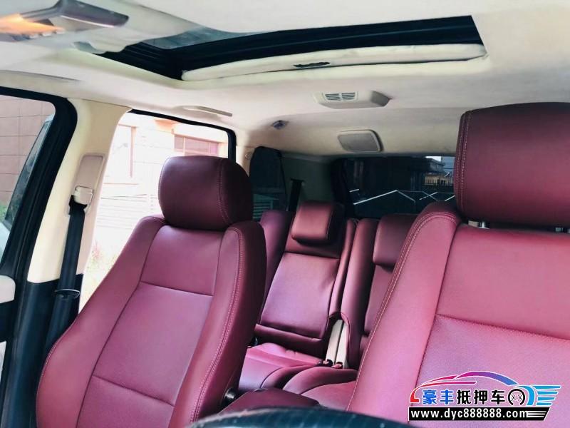 抵押车出售09年路虎揽胜运动版SUV