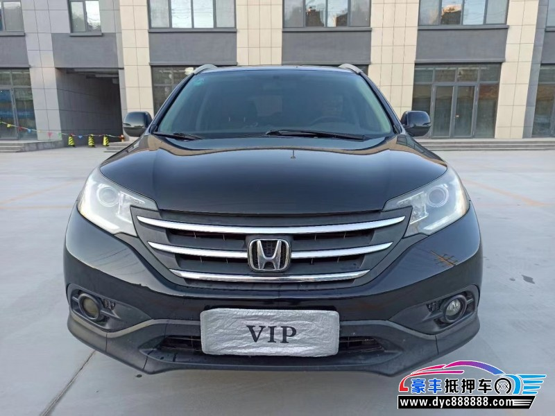 抵押车出售14年本田CR-VSUV