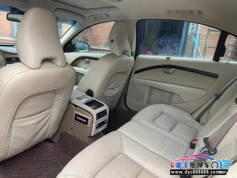抵押车出售11年沃尔沃S80L轿车