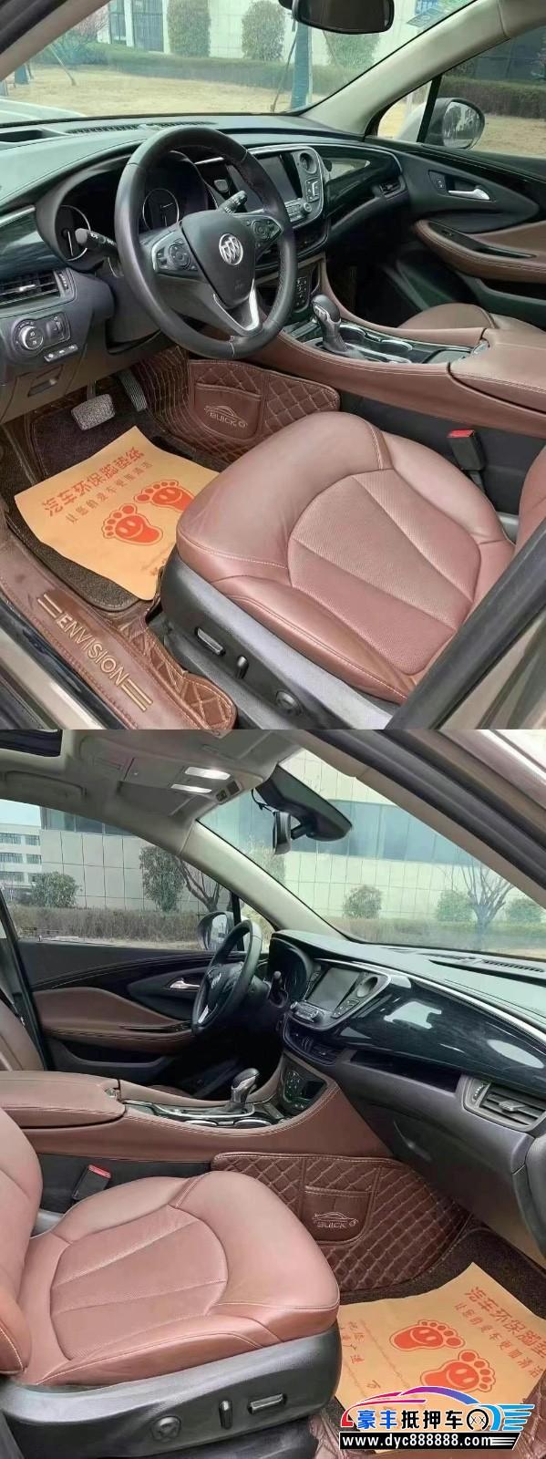 抵押车出售18年别克昂科威SUV