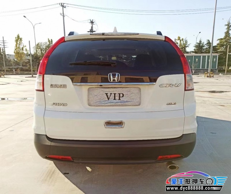 14年本田CR-VSUV抵押车出售