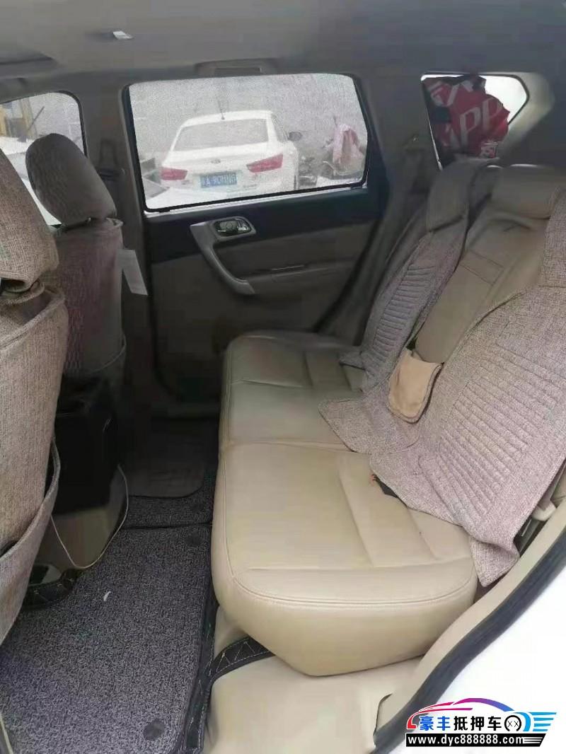 抵押车出售13年长城哈弗派SUV