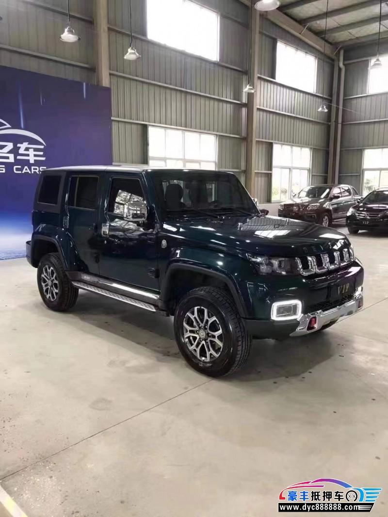 抵押车出售20年北京BJ40轿车