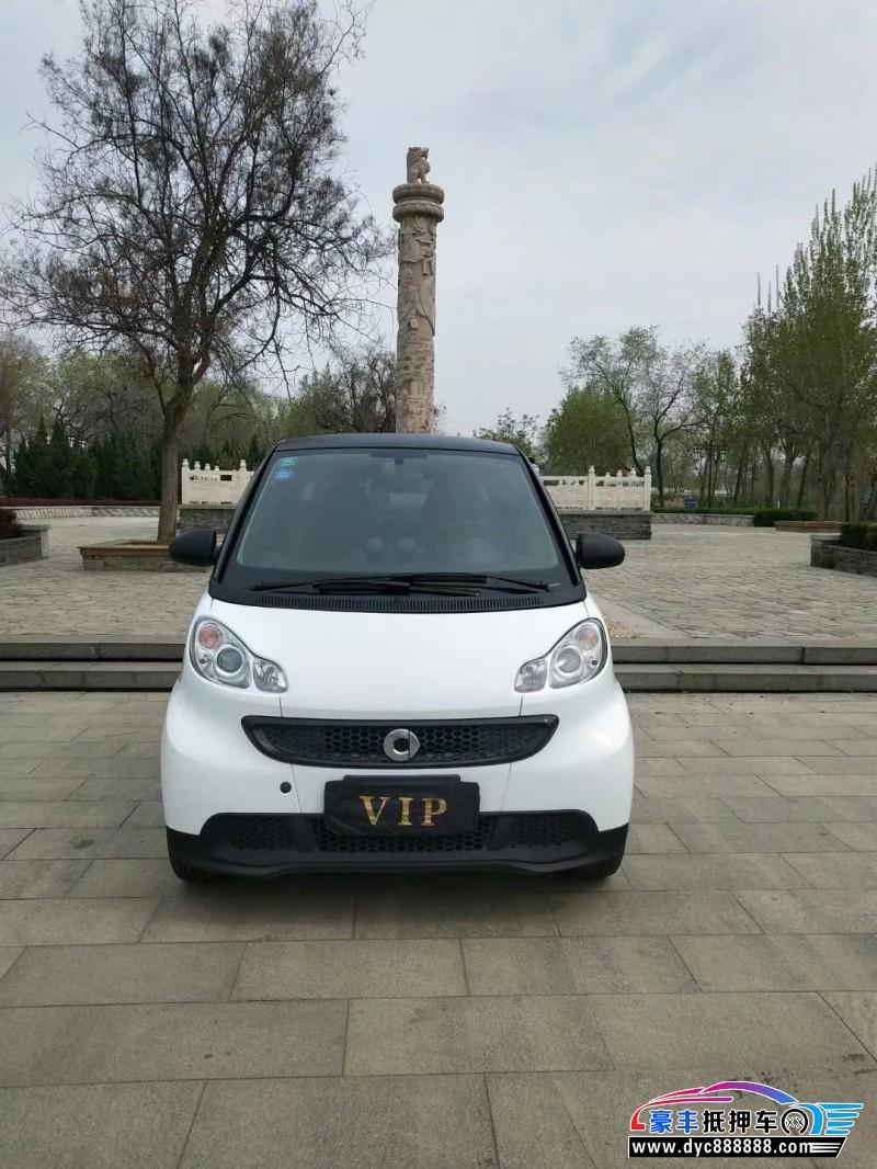 14年奔驰smartSUV