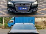 抵押车出售14年奥迪A8轿车