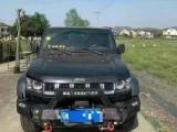 16年北京BJ40轿车