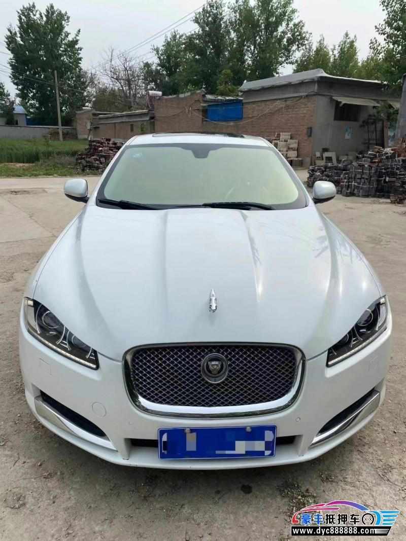 抵押车出售12年捷豹XF轿车