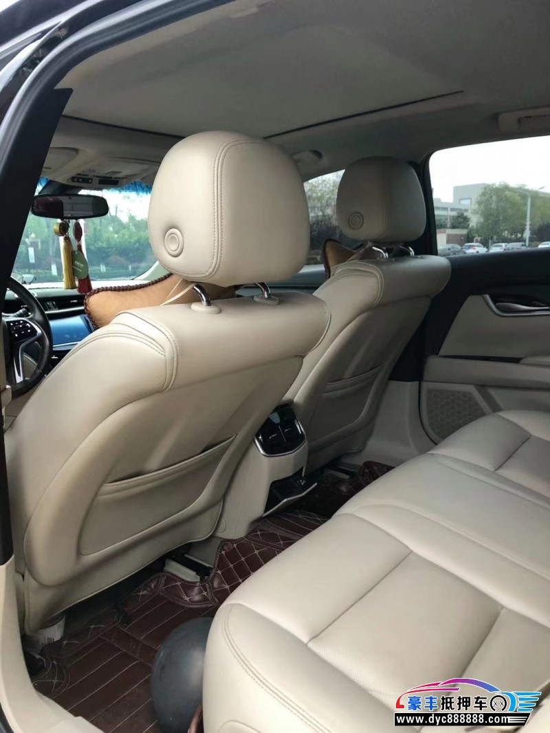 抵押车出售16年凯迪拉克XTS轿车