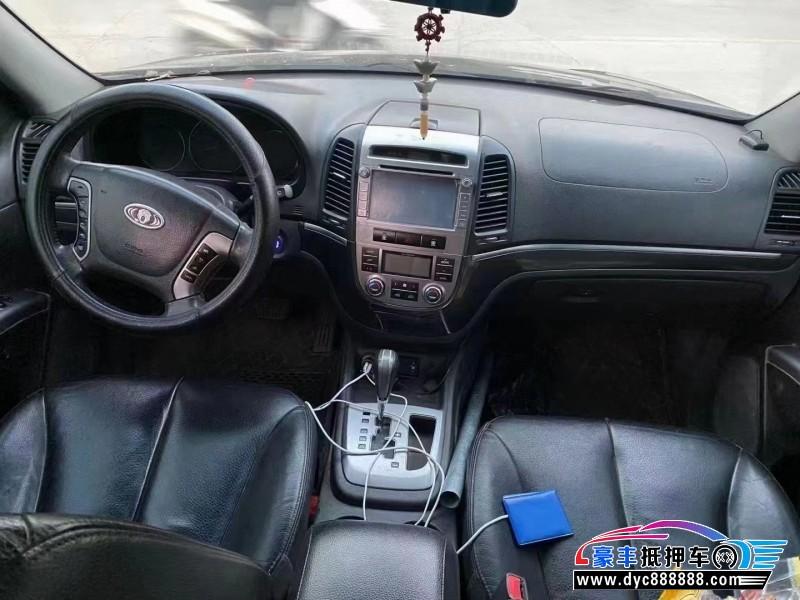 12年现代全新胜达SUV抵押车出售