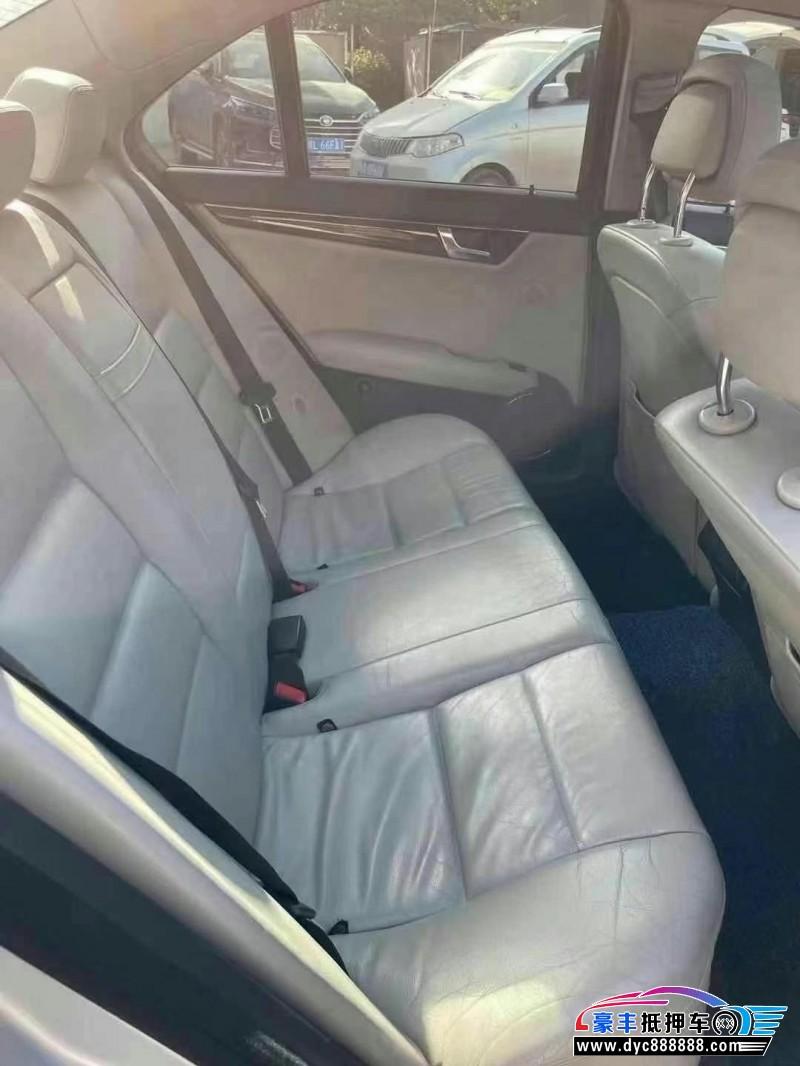 抵押车出售10年奔驰C轿车
