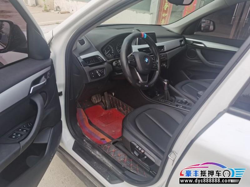 18年宝马X1轿车抵押车出售