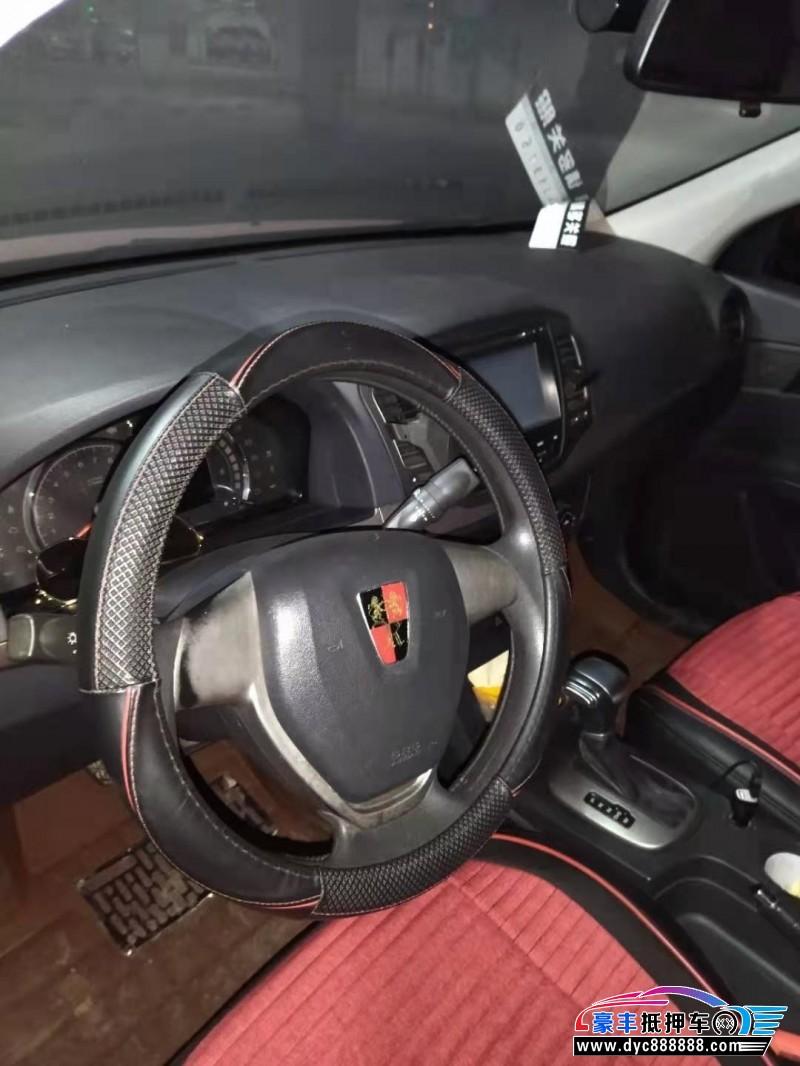 抵押车出售14年荣威350S轿车