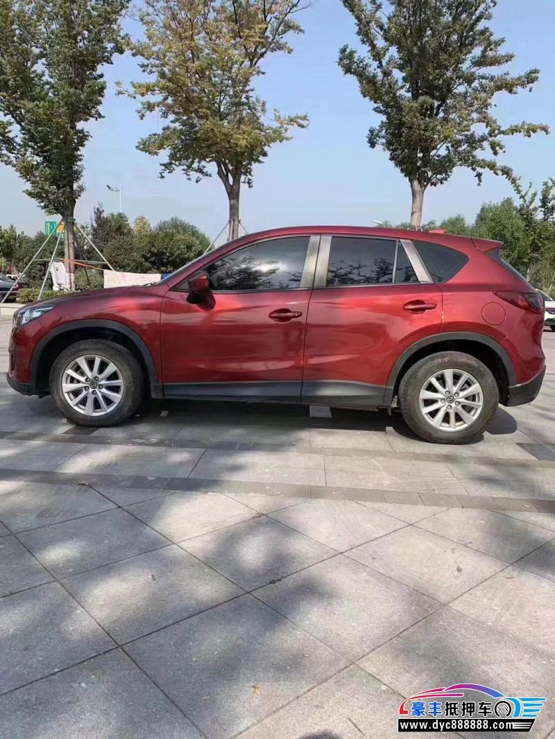 抵押车出售14年马自达CX-5轿车