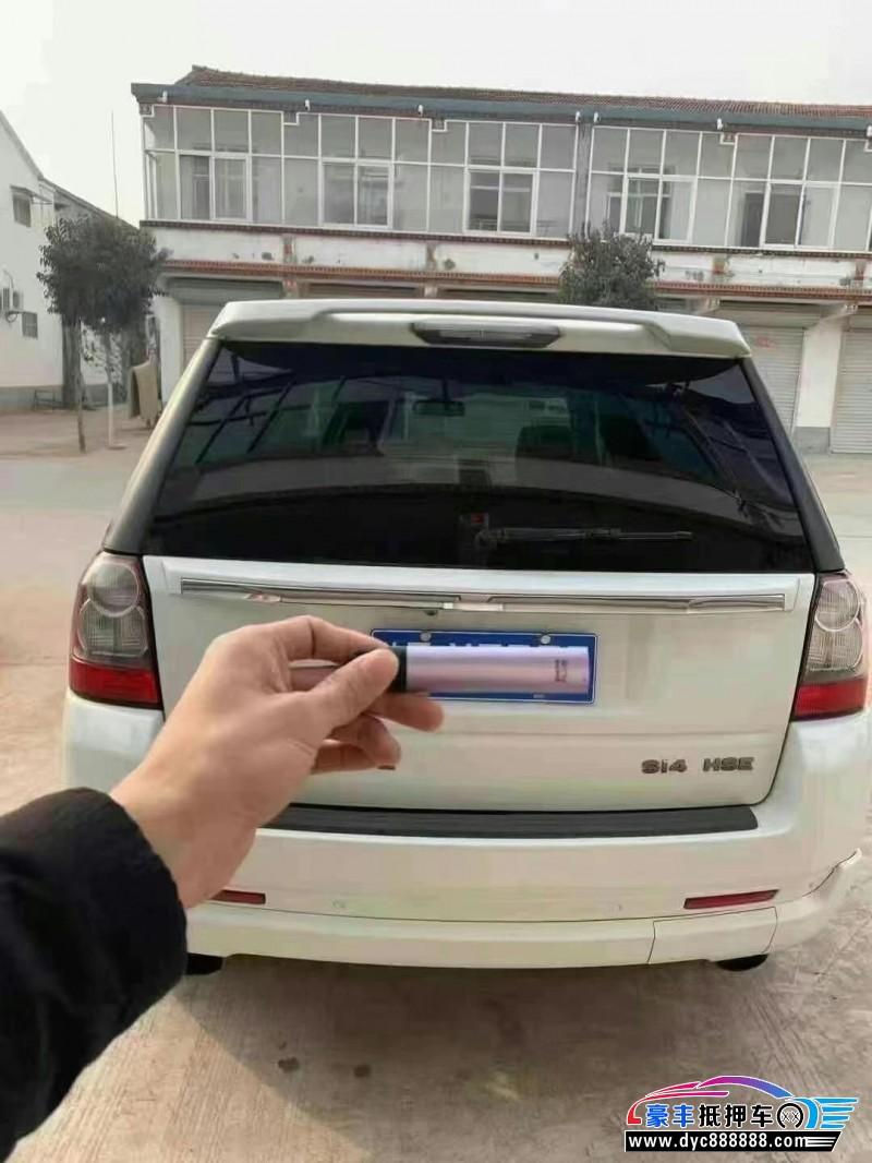 抵押车出售13年路虎神行者2SUV