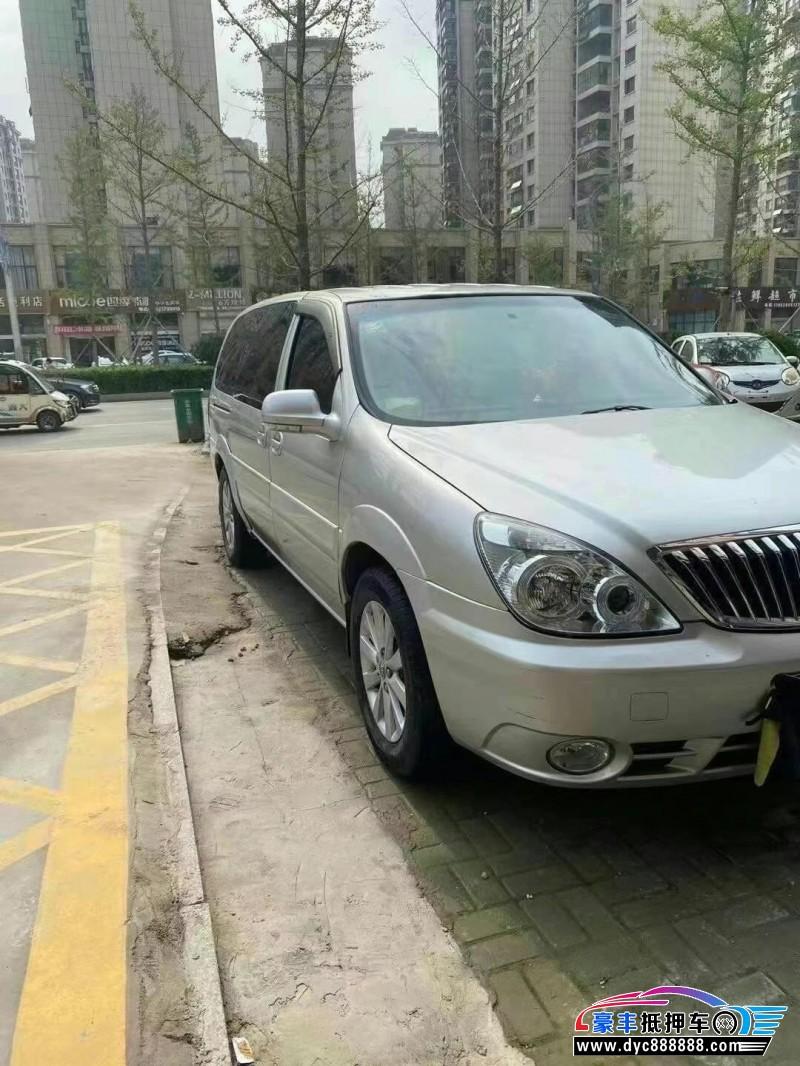 抵押车出售14年别克GL8MPV