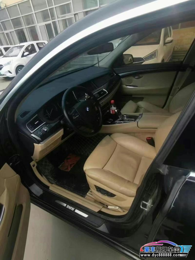 抵押车出售11年宝马5系GT轿车