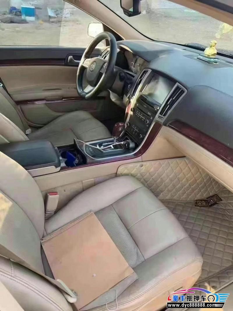 抵押车出售12年凯迪拉克赛威轿车