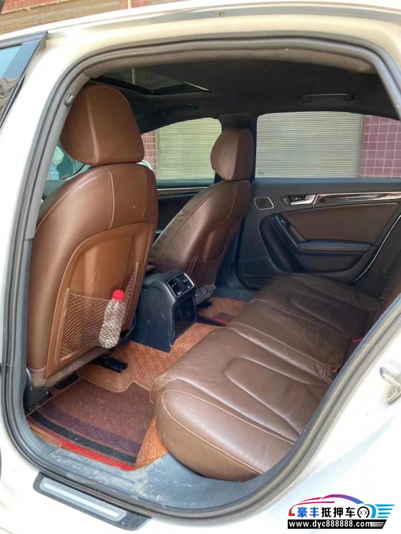 抵押车出售15年奥迪A4轿车
