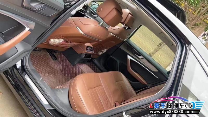 19年奥迪A6轿车抵押车出售