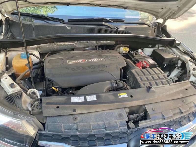 抵押车出售16年传祺GA3SUV