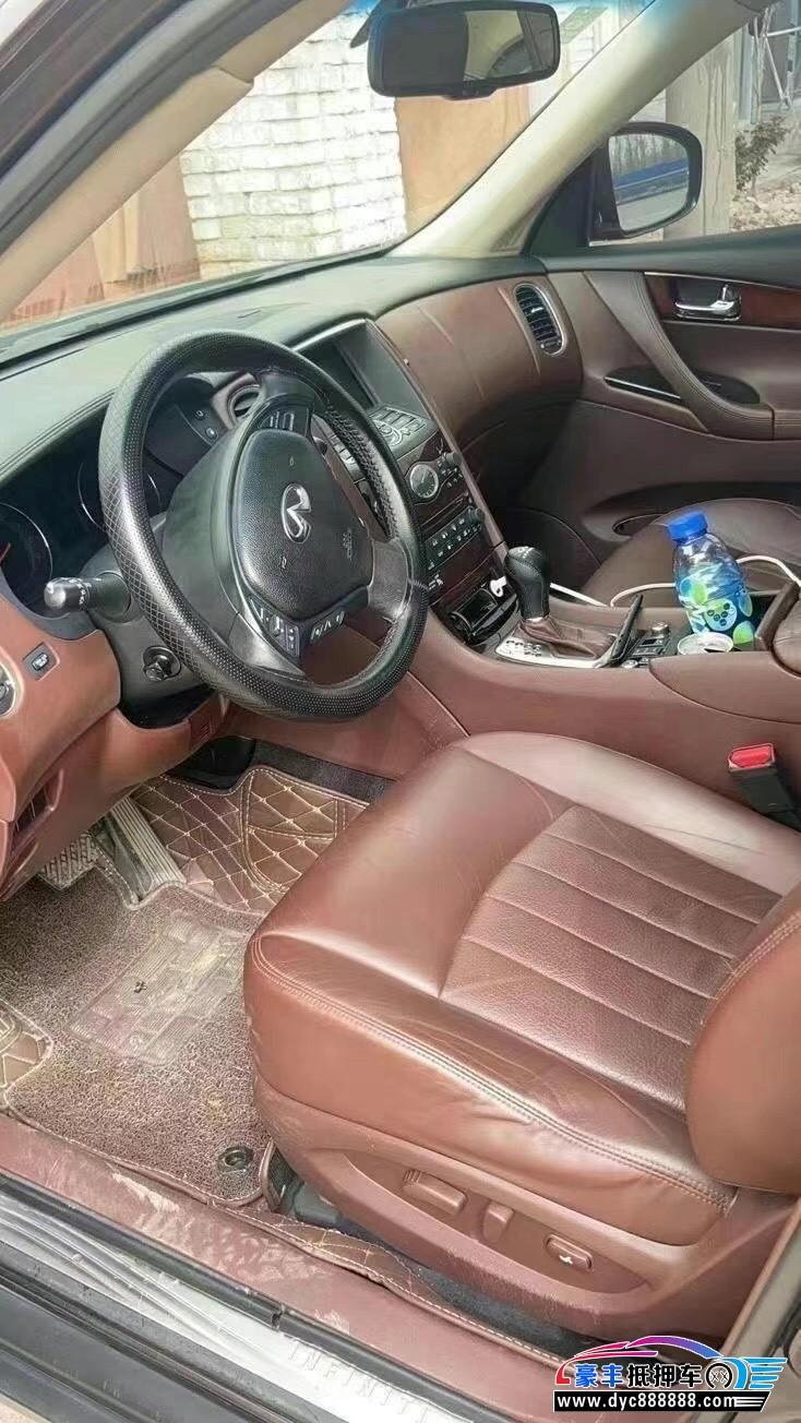 抵押车出售11年英菲尼迪EX25SUV