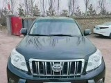 抵押车出售11年丰田普拉多轿车