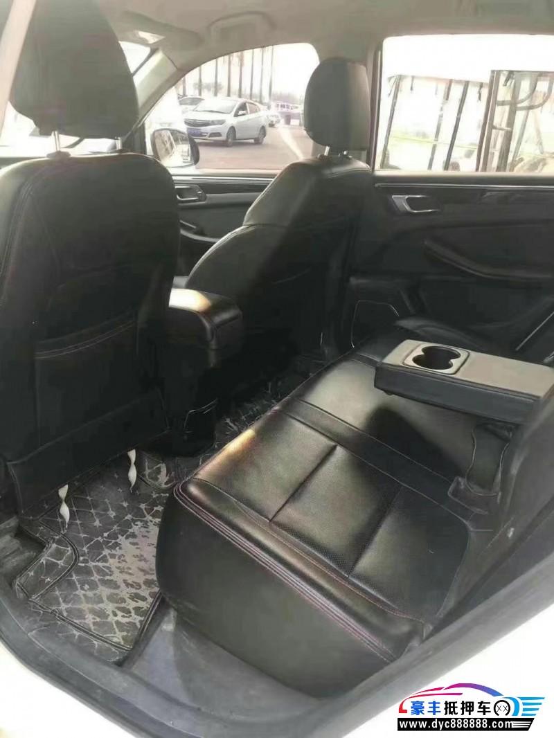 抵押车出售16年众泰大迈X5SUV