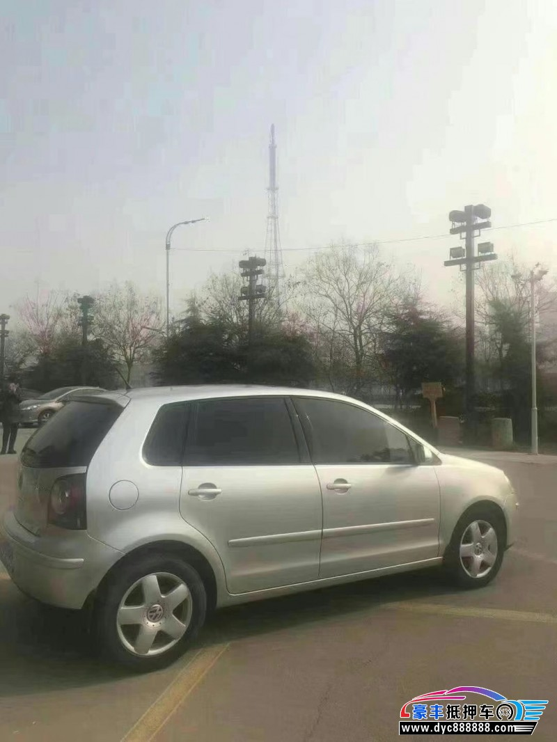 抵押车出售10年大众poloSUV