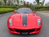 抵押车出售09年法拉利599 GTO跑车