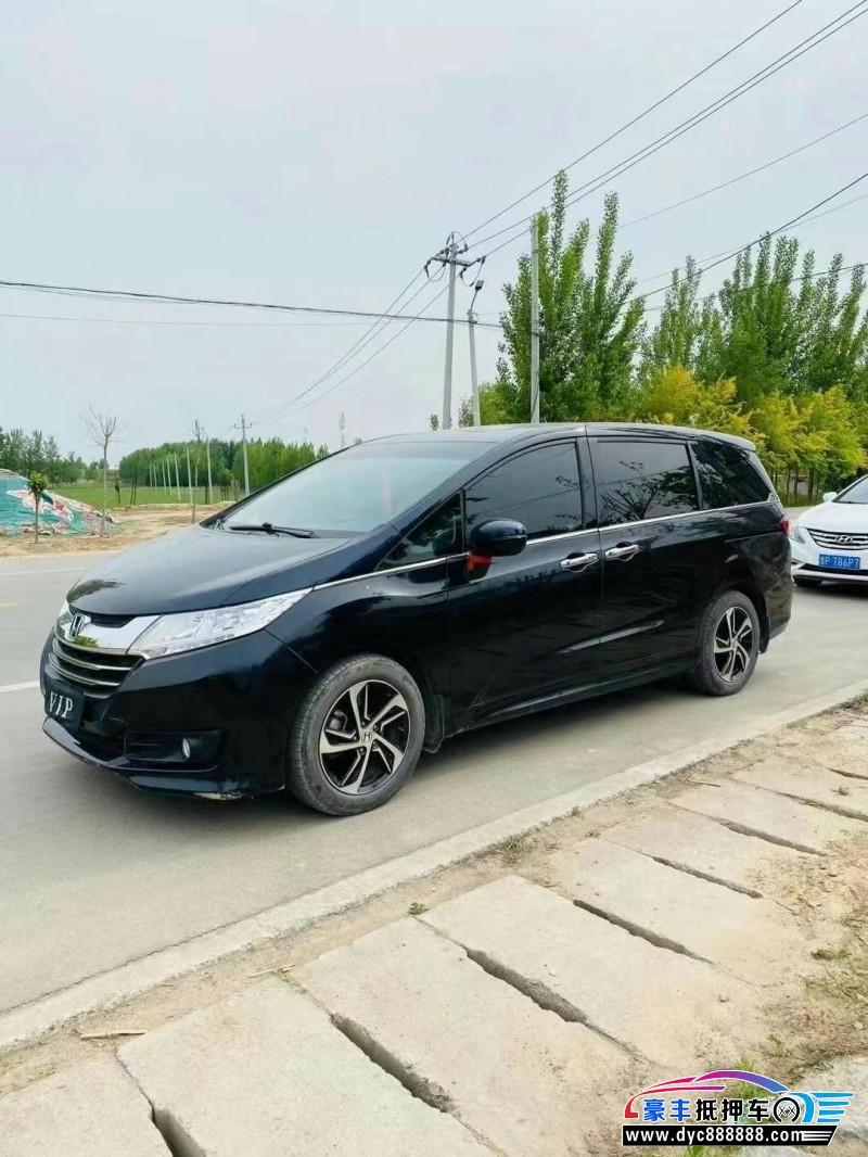 15年本田奥德赛MPV抵押车出售