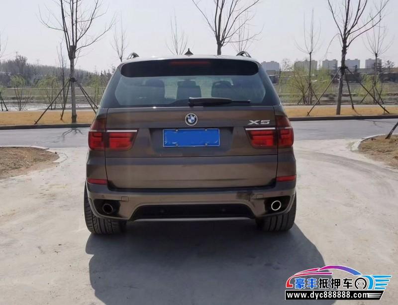 11年宝马X5SUV抵押车出售