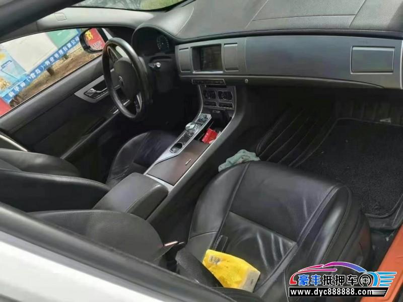 抵押车出售16年捷豹XF轿车