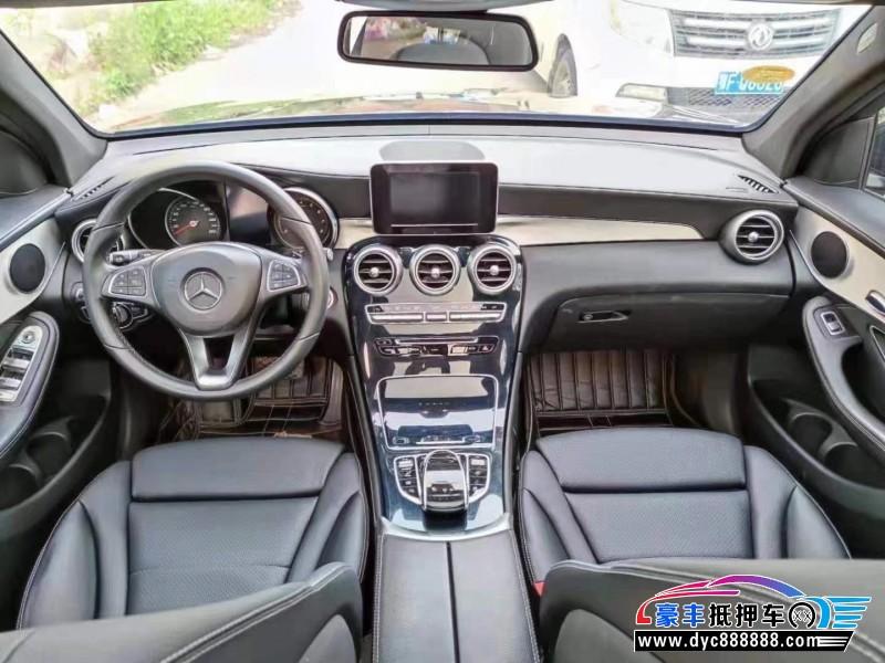 抵押车出售16年奔驰GLC(进口)SUV