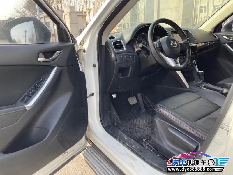 抵押车出售15年马自达CX-5轿车