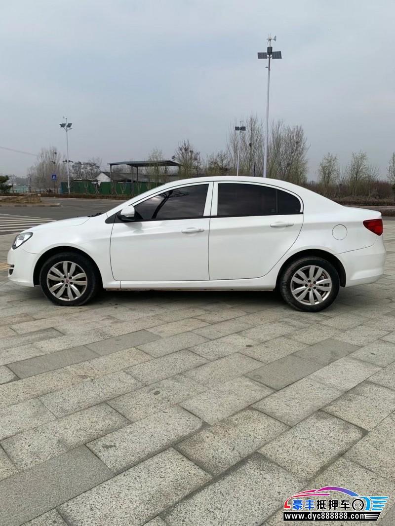 17年荣威350轿车抵押车出售