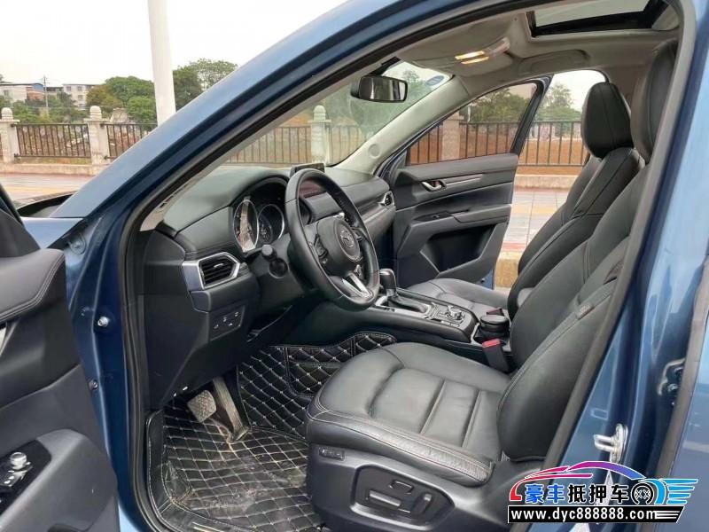 抵押车出售18年马自达CX-5SUV