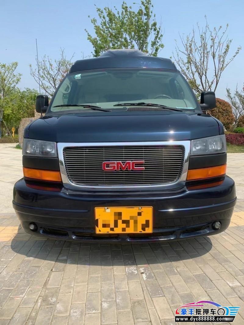 10年GMCSAVANA轿车抵押车出售