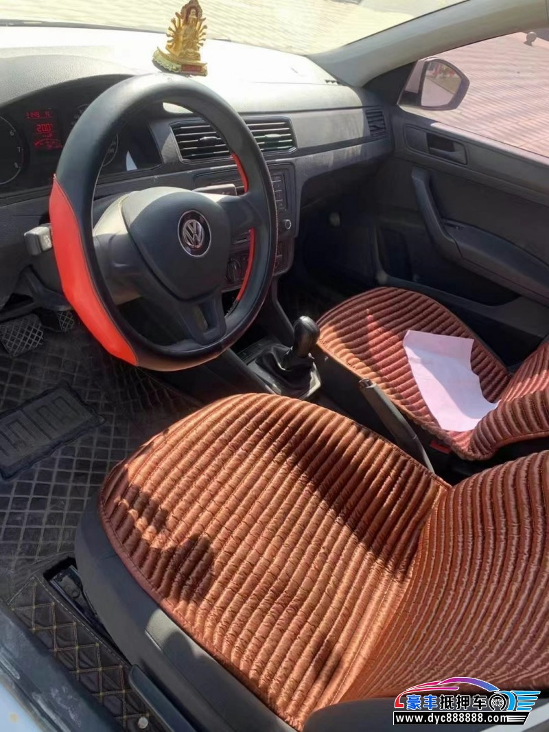20年大众桑塔纳轿车抵押车出售