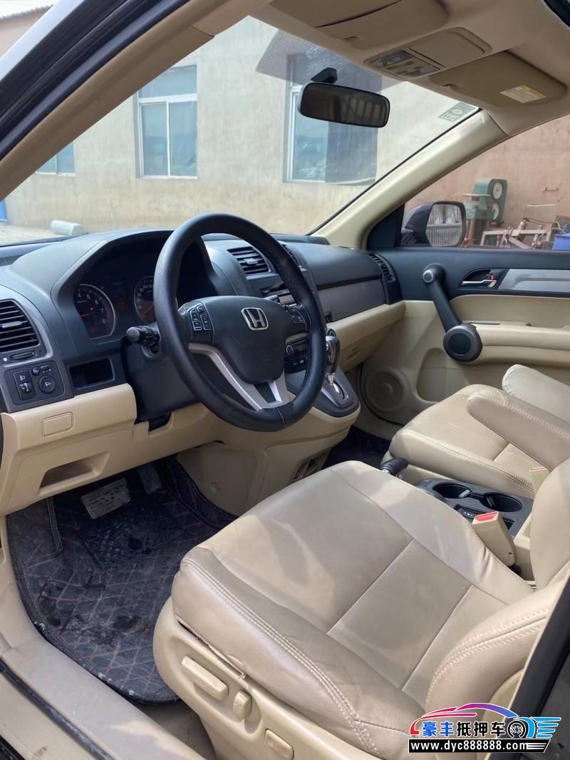 10年本田CR-V轿车抵押车出售